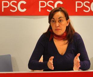 Silvia Paneque al PSC
