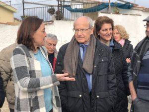 Visita President Montilla a Torre Gironella