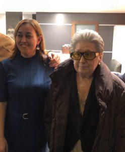 Sílvia Paneque i Rosina Lajo